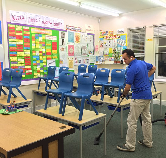 School Cleaning Services Melbourne